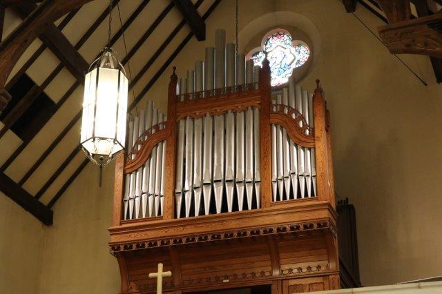 pipe organ, パイプオルガン, church, 教会, Nasu, 那須, 那須ステンドグラス美術館,