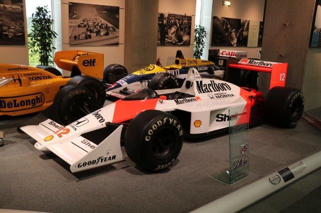 Ayrton Senna, Brabham, Satoru Nakajima, F1, F2, F3000, Honda, Cooper, Climax,