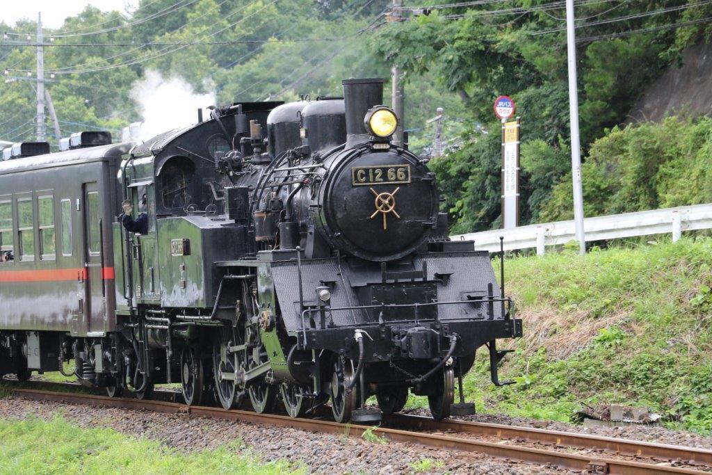 真岡鉄道, SL, C12, 茂木, 真岡, 茂木, 蒸気機関車,