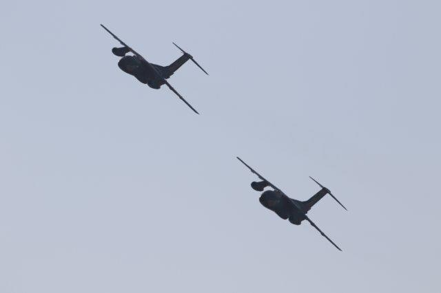 C-1 Cargo Aircraft, C-1 輸送機, 輸送機, 入間航空祭, 入間航空ショー, 入間基地,, Iruma Airshow,