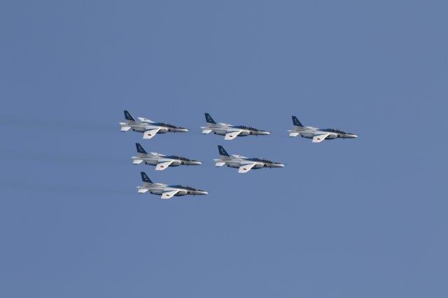 ブルーインパルス, Blue Impulse, 入間航空祭, 入間航空ショー, 入間基地,
