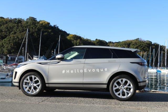 Range Rover, Range Rover Evoque, New Evoque, Jaguar Land Rover Mishima, ジャガー・ランドローバー三島, ランドローバー三島, レンジローバー, ランドローバー, イヴォーク, 新型イヴォーク,