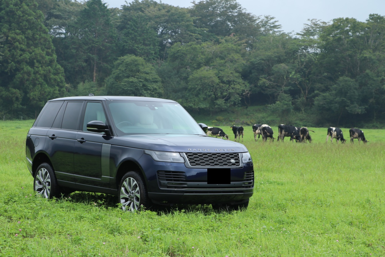 4th Range Rover, Range Rover, Land Rover, レンジローバー, ランドローバー, 4th レンジローバー, ランドローバー三島, ジャガー・ランドローバー三島,