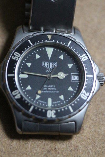 ホイヤー, タグホイヤー, Heuer, TAG Heuer, wrist watch, 腕時計,
