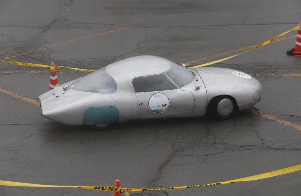 panhard cd, le mans, panhard, prototype, speed record,