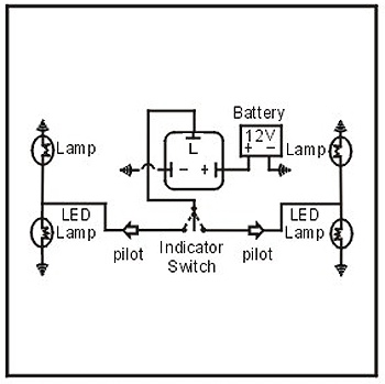 Led Symbol Schematic LED Polarity Wiring Diagram ~ Odicis