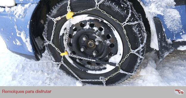 Cómo, cuándo y por qué es necesario usar las cadenas de nieve en el vehículo