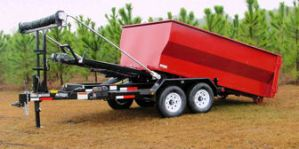 Buy & Sell New & Used Trailers 2015 Roll Off Dump Trailer