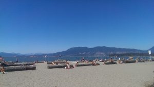 Am Kitsilano Beach Park