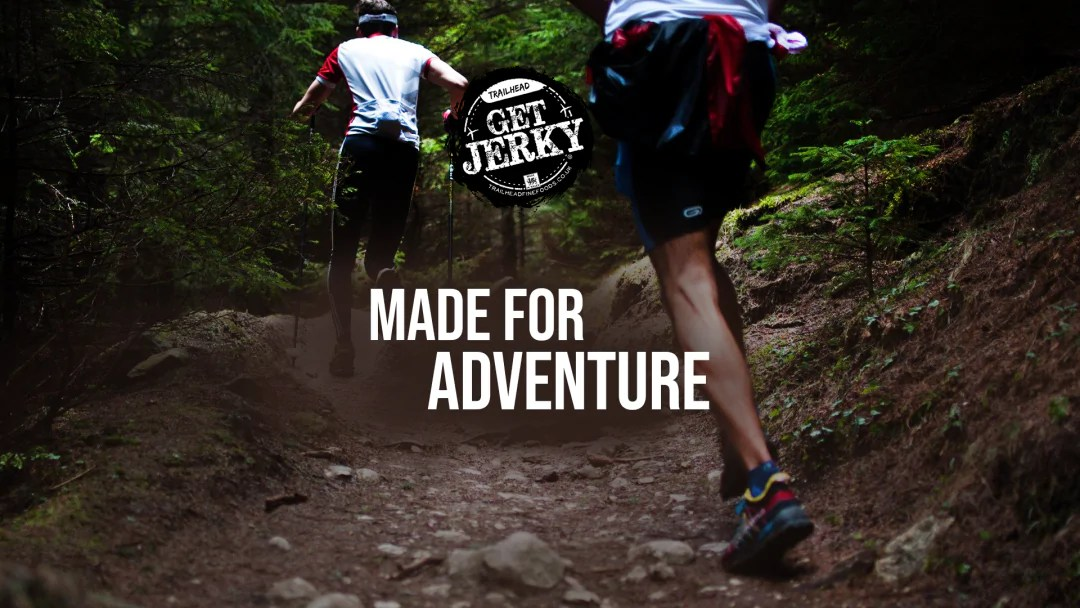 Get Jerky - Made for the adventure trail