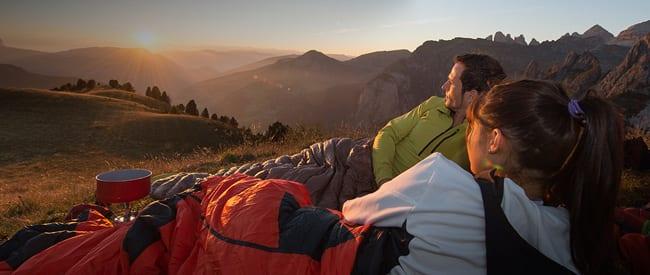 Choosing the right Sleeping Bag