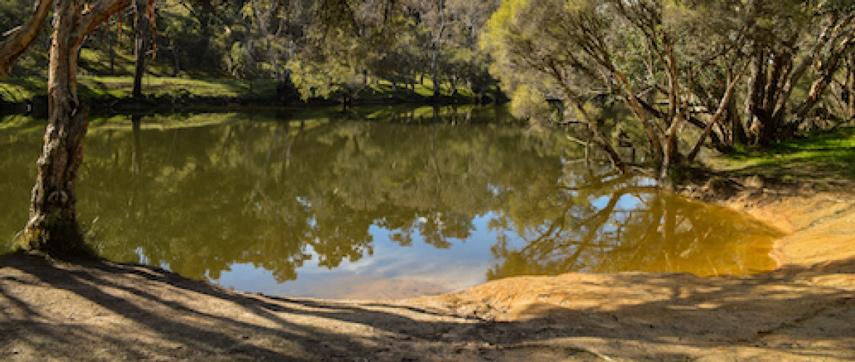 Ranford Pool Walk Trail