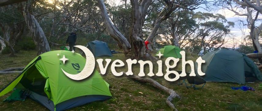 overnight-hike