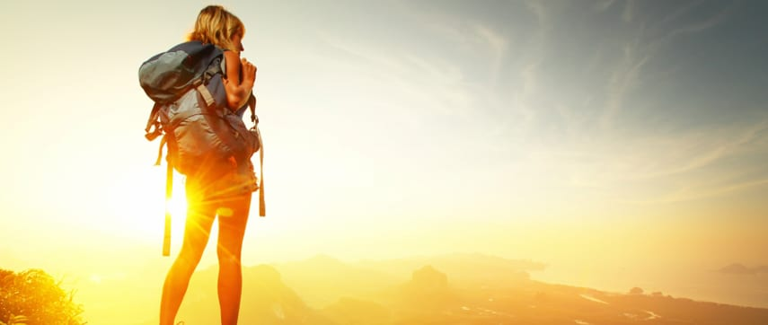 10 Tips for Hot Weather Hiking