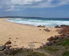Bournda Lagoon to North Tura