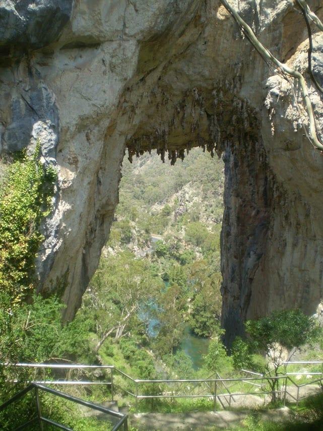 Carlotta's Arch Track