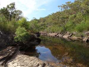 Heathcote to Waterfall