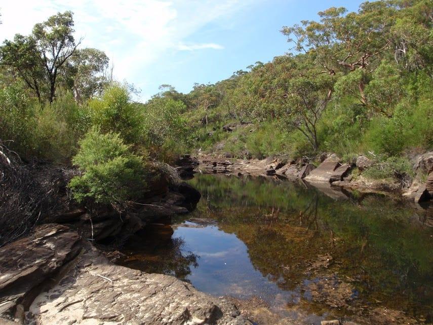 Heathcote to Waterfall