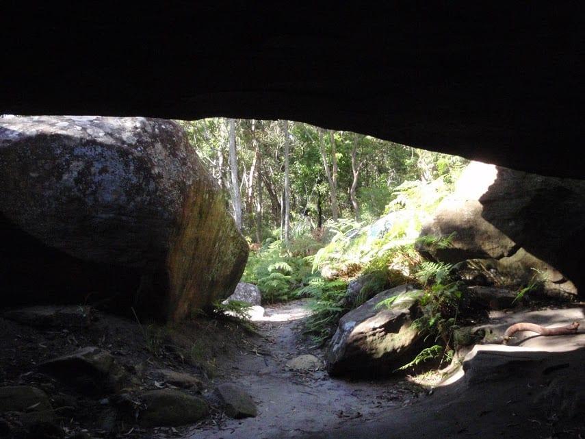 Kanning Cave Walk