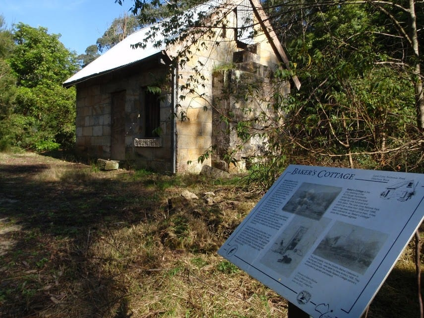 Lane Cove National Park Heritage Walk