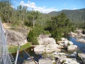 Megalong Rd to Bowtells Swing Bridge (Coxs River)
