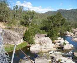 Megalong Rd to Bowtells Swing Bridge (Coxs River)