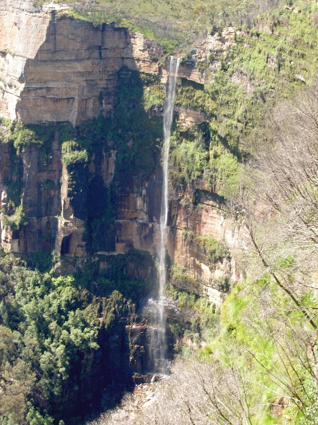 Pulpit Rock Boyd Beach to Govetts Leap Lookout