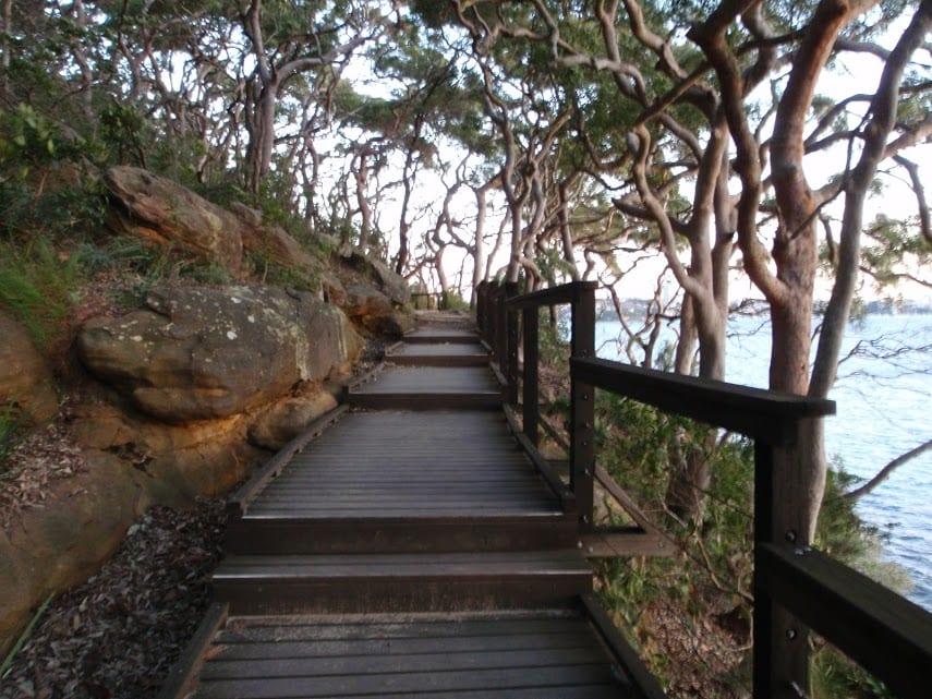 Taronga Zoo to Balmoral Beach