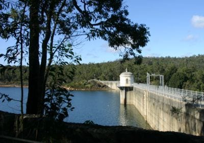 Mundaring Weir Rail Trail