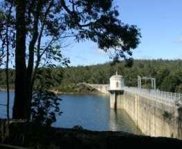Mundaring Weir Rail Trail