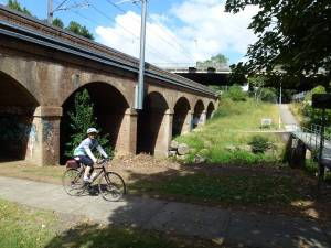 Parramatta to Liverpool Railside Trail