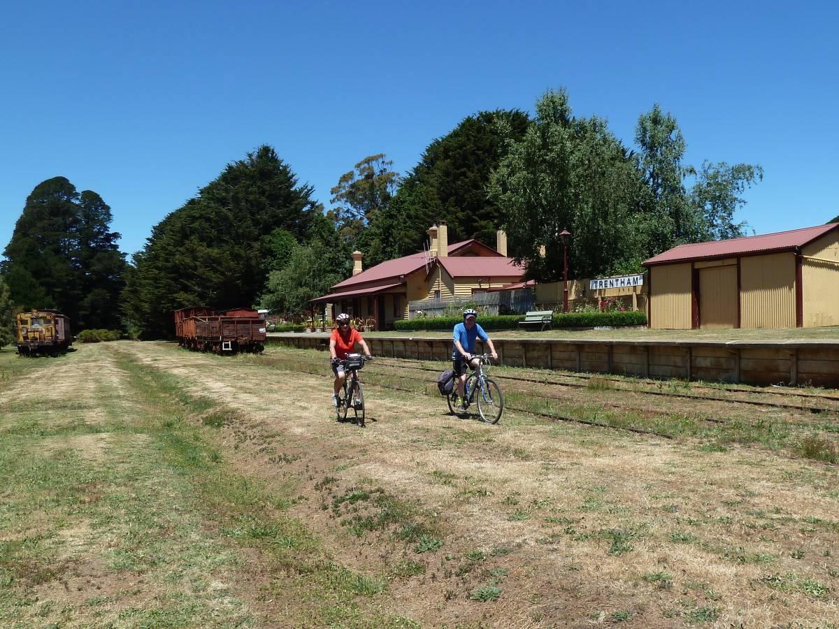The Domino Rail Trail