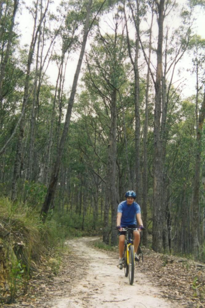 Tyers Junction Rail Trail
