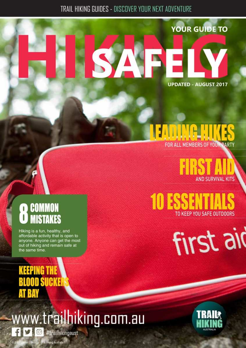 Your Guide to Hiking Safely