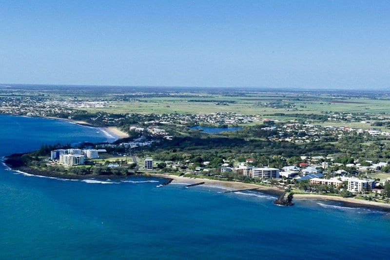 Coral Coast Pathways - Burnett Heads to Bargara