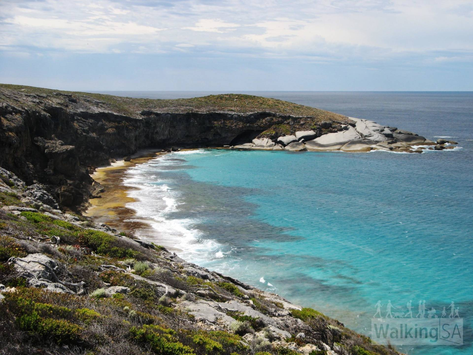 Kangaroo Island Wilderness Trail: Day 4: Grassdale Section