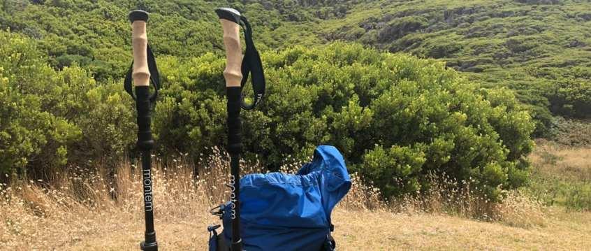Montem Ultra Strong Trekking Poles