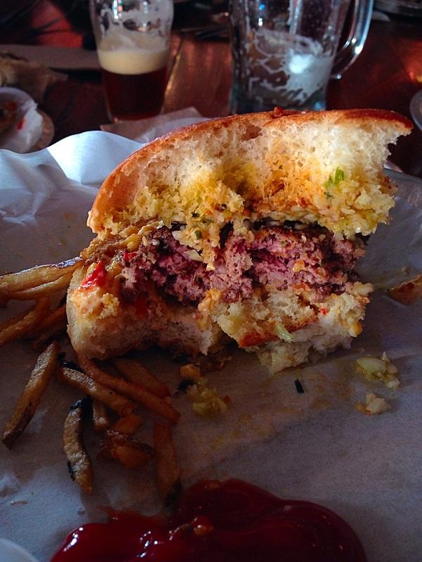 Food Porn Friday Bull City Burger Trailing Rachel