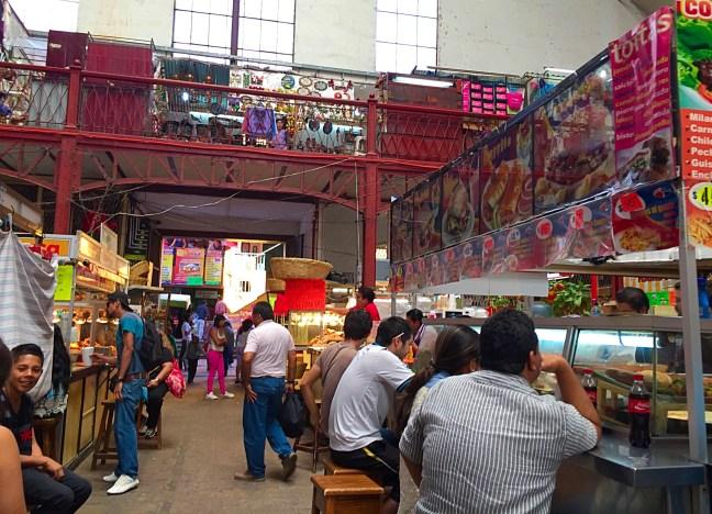 Mercado Hidalgo Guanajuato, Mexico