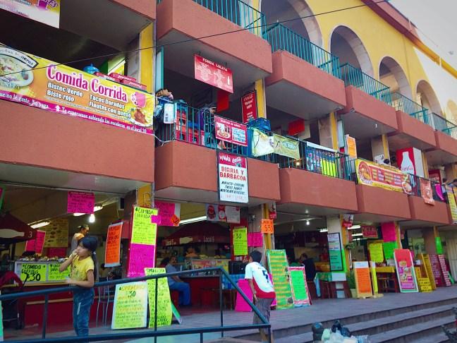 Cocinas Economicas - Guanajuato, Mexico