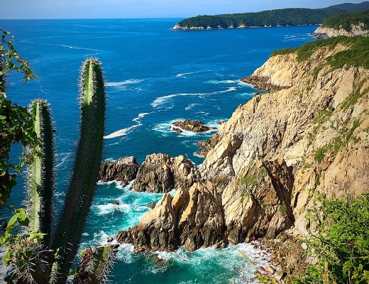 Beaches of Huatulco