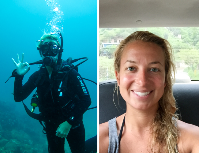 Scuba Diving and Street Meat - Why I Don't Hate Santa Marta - Trailing Rachel