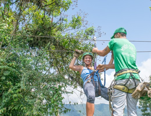 Ziplining and Butterflies- Two Nights in Mindo - Trailing Rachel