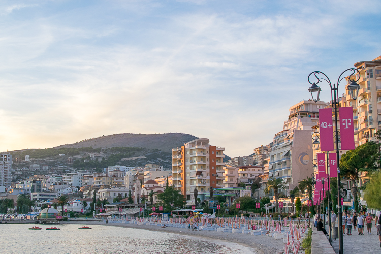 Saranda to Dhermi - Albanian Beaches