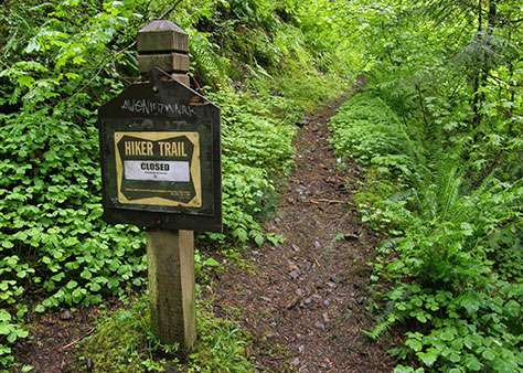 TKO is working to rescue classic routes like the Perdition Trail that have been closed in recent years.