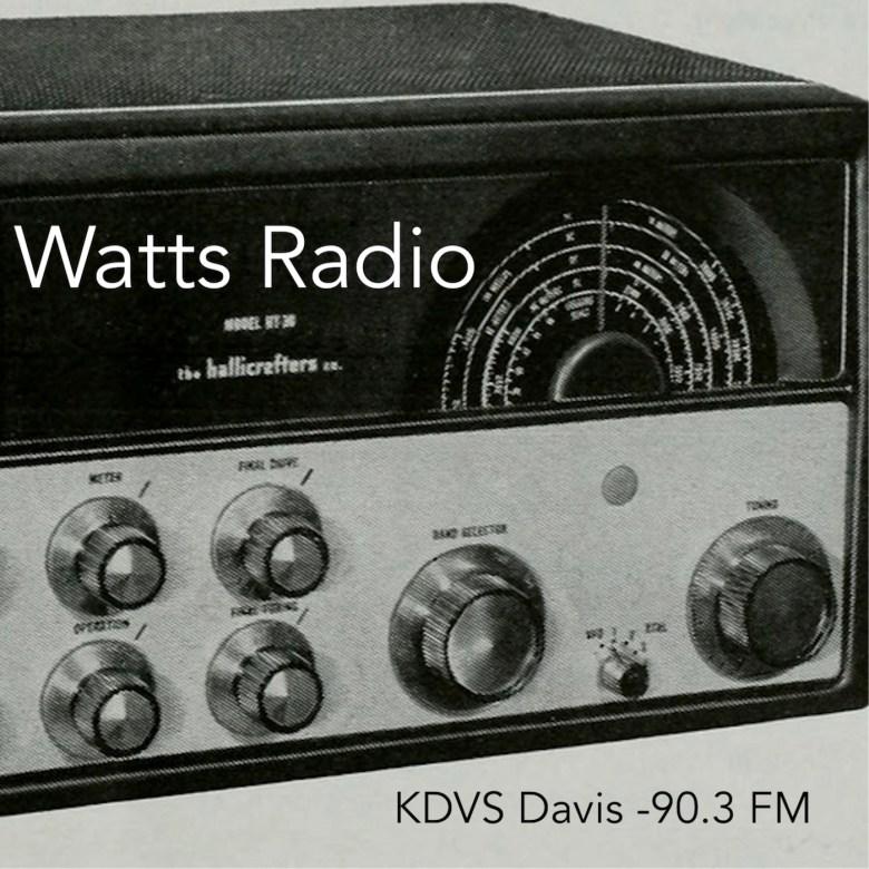 The Watts Radio Energy Podcast