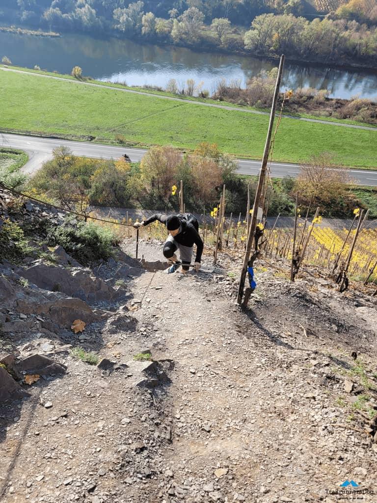 moselsteig trail run 7