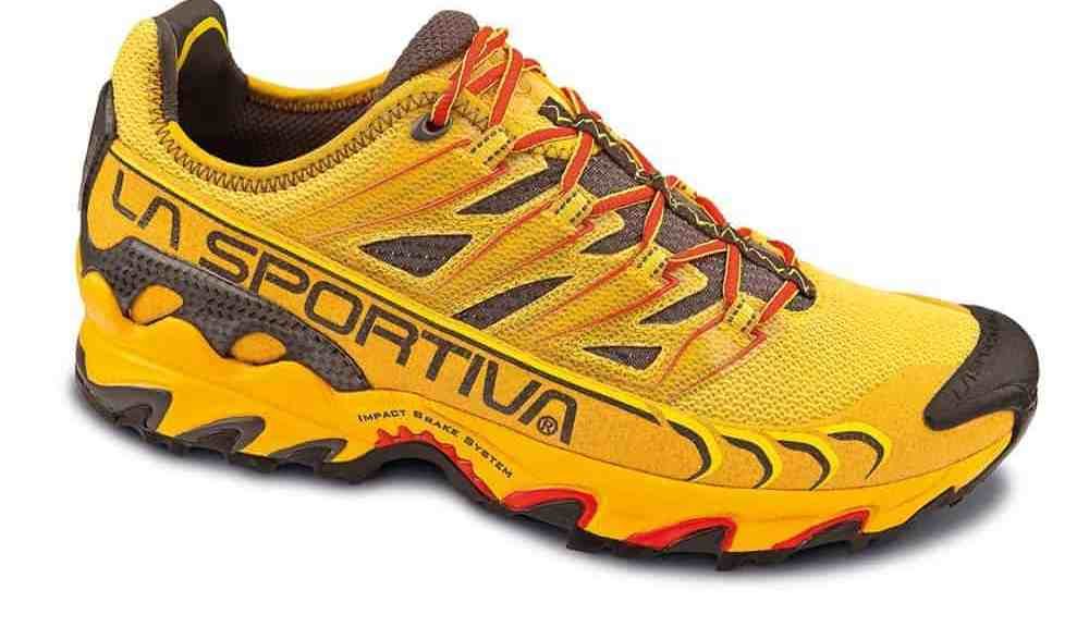 La Sportiva Ultra Raptor gelb
