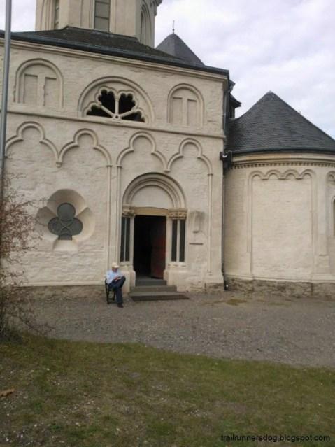 Matthiaskapelle Kobern Gondorf Mosel