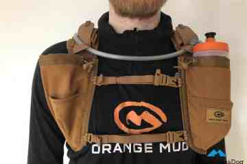 Orange Mud Endurance Pack